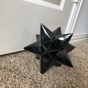 3D star decor